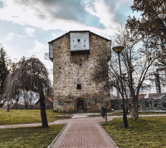 Novopazarska tvrđava sa starom čaršijom