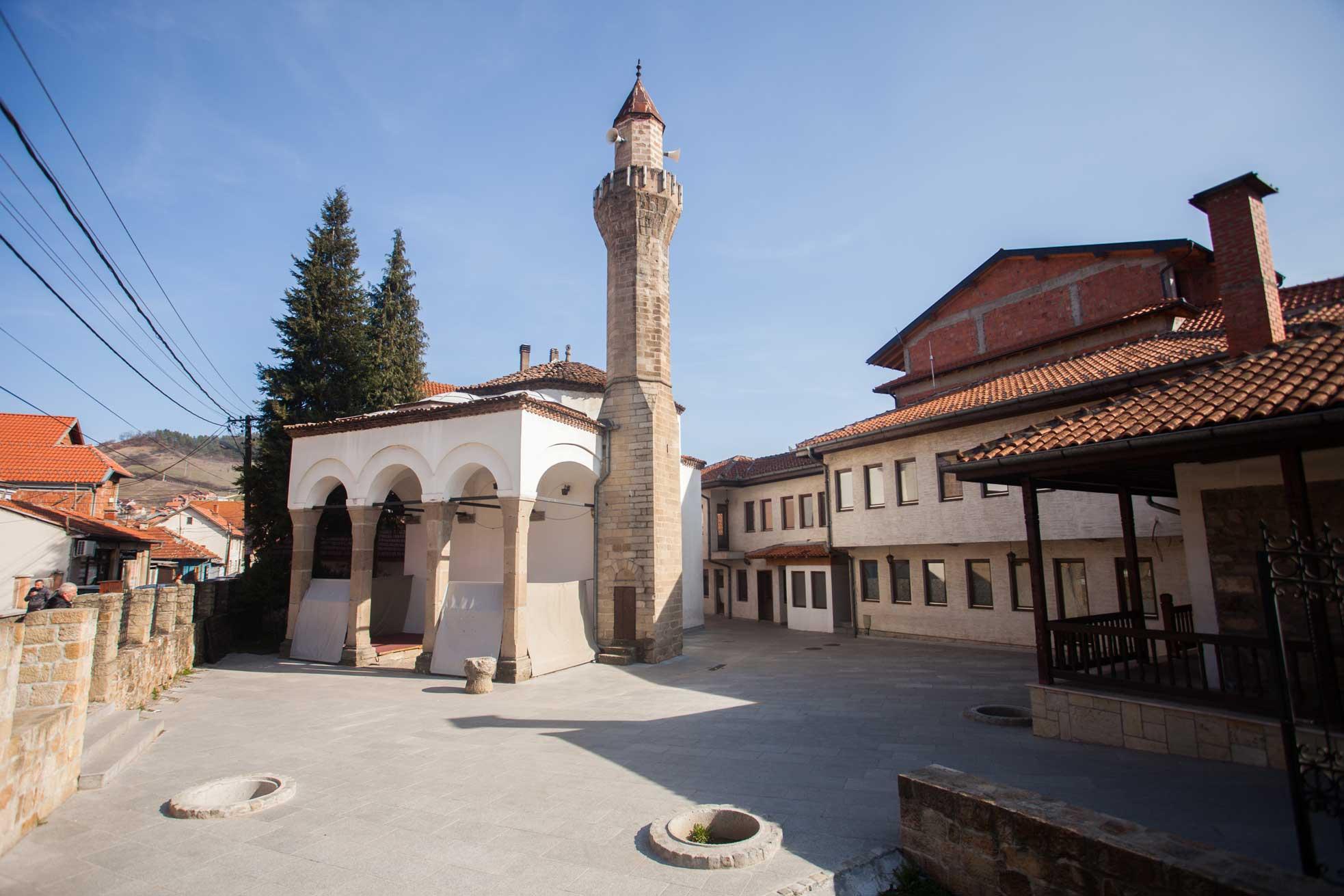 Lejlek džamija