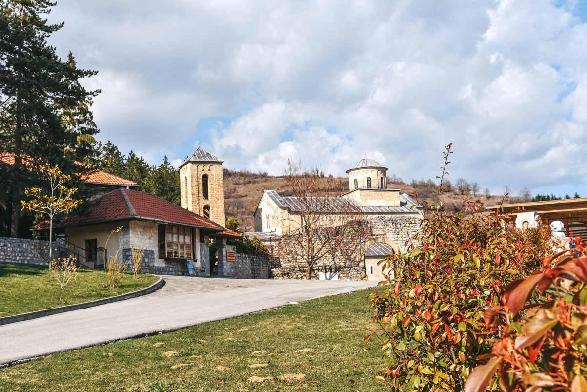 Manastir Sopoćani