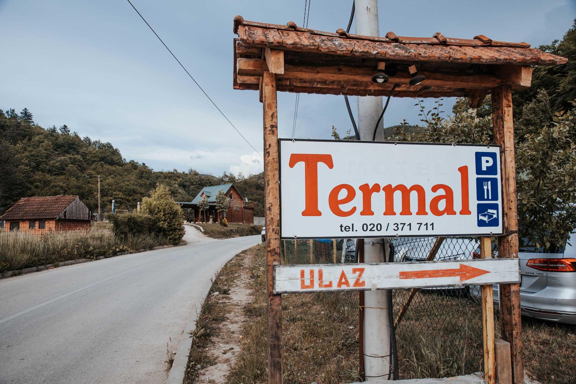 Motel Termal