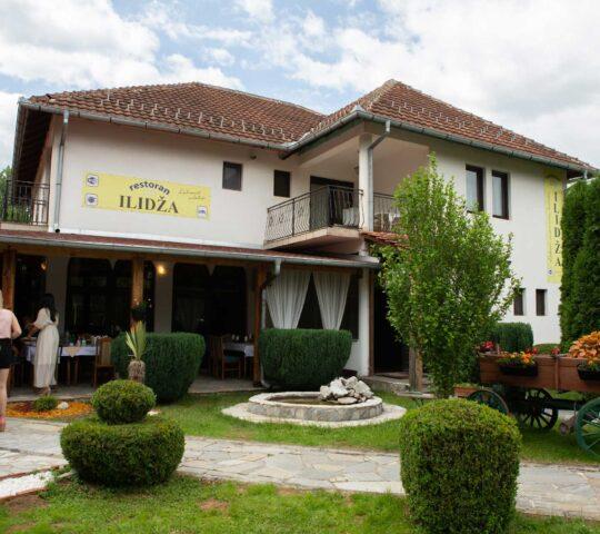 Restoran Ilidža